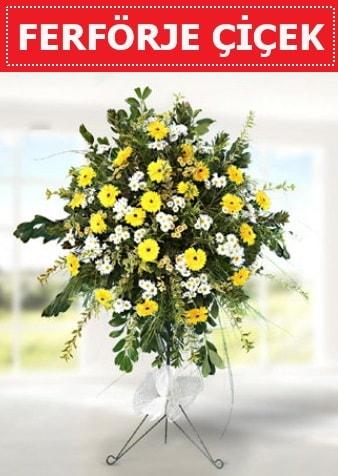 Ferförje çiçeği modeli  Tokat cicekciler , cicek siparisi