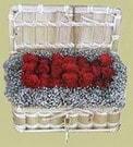 Tokat çiçek gönderme  Sandikta 11 adet güller - sevdiklerinize en ideal seçim