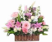 Tokat çiçek yolla  Sepette özel bir arajman