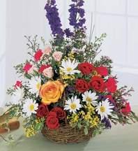 Tokat çiçek siparişi vermek  Mevsim çiçekleri sepeti